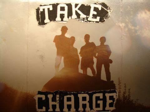 Take Charge photo sticker master