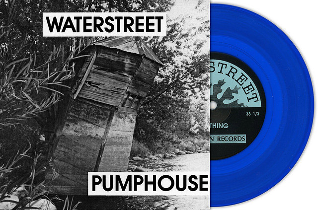 Waterstreet Pumphouse 7-inch cover, Excursion Records